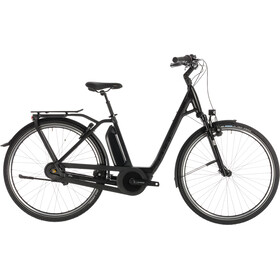 Cube Town Hybrid EXC 500 Easy Entry Black Edition